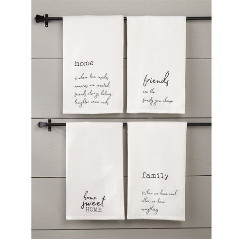 Home & Family Hand Towel