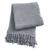 Open Knit Throw