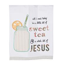 Designer Sweet Tea Towel