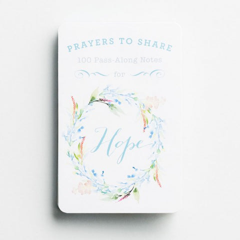 Prayers To Share Hope