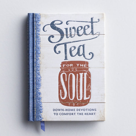 Sweet Tea For The Soul Book