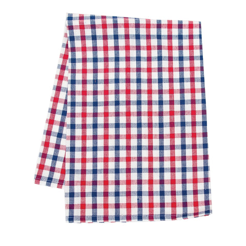 Picnic Plaid Tea Towel