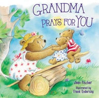 Grandma Prays For You Book