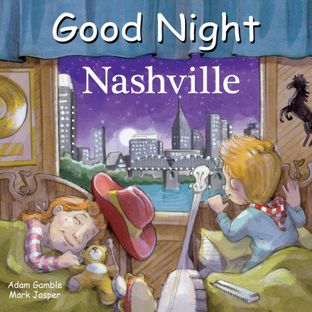 Good Night Nashville Book