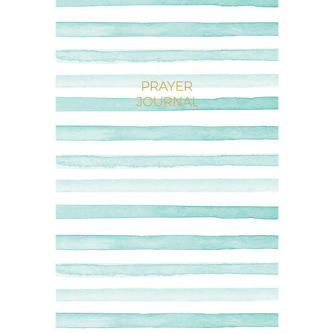 Prayer Journal, 6 month