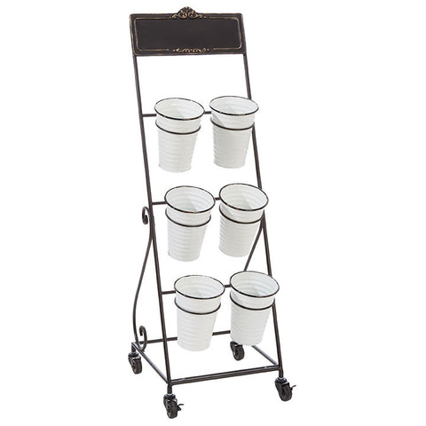 Container Cart, 45.5""