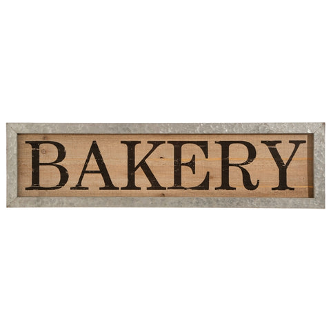 Bakery Wall Art