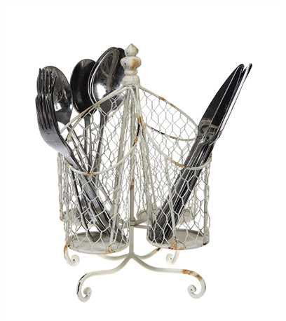 Wire Utensil Holder