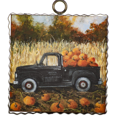 Gallery Pumpkin Harvest