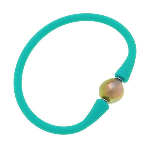 Pearl Silicone Bracelet
