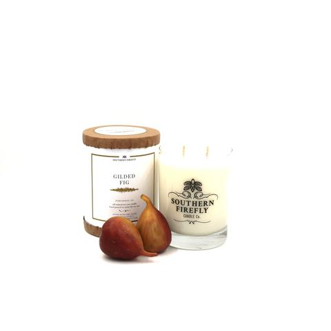 Gilded Fig Candle
