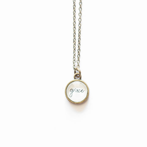Grace Pendant Necklace