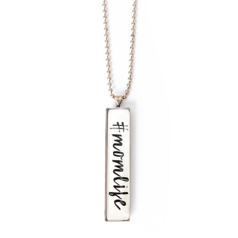 Momlife Pendant Necklace
