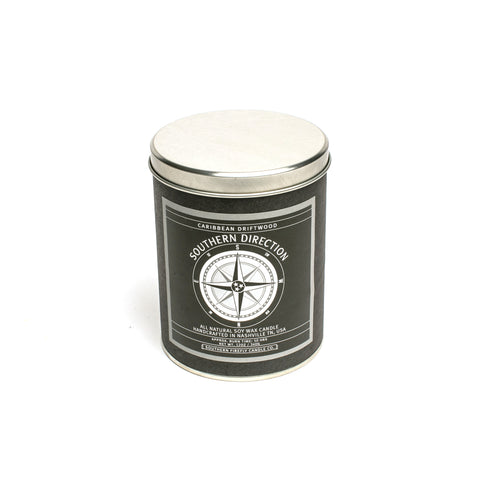 Caribbean Driftwood Southern Direction Candle