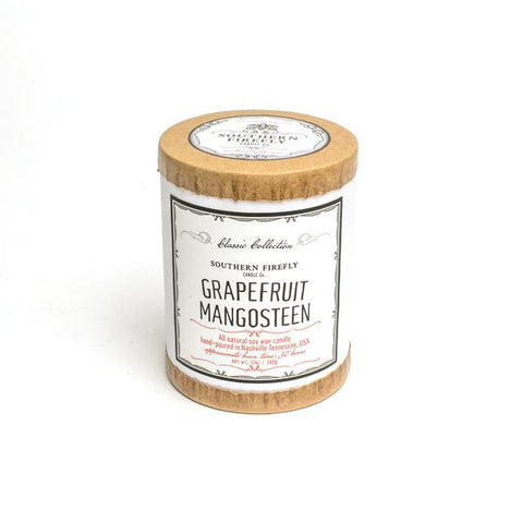 Grapefruit Mangosteen Candle