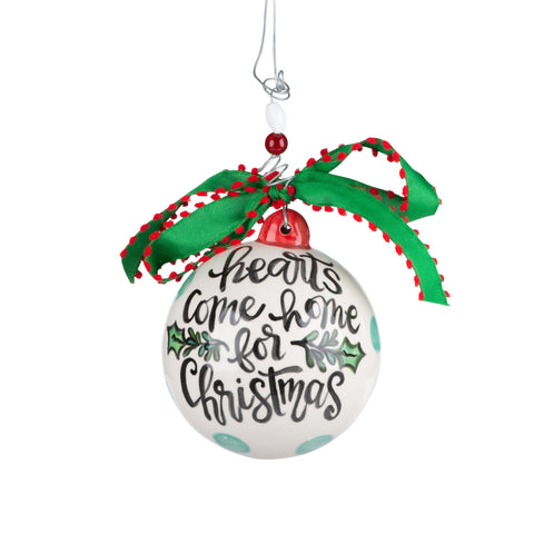 Hearts Come Home Ornament