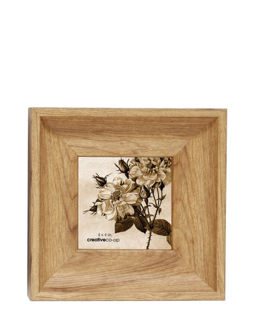 Photo Frame, Oak Finish