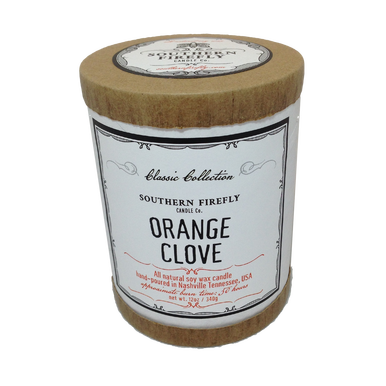 Orange Clove Candle