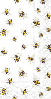 Save The Bees Guest Towel