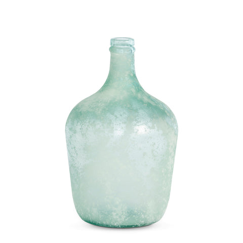 Frosted Seafoam Cellar Bottle