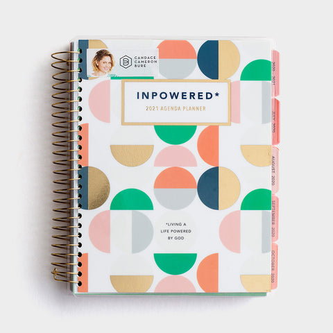 Inpowered Agenda Planner 2020-2021