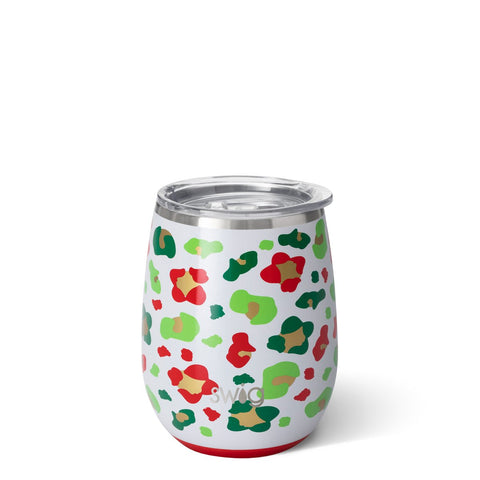 Swig 14 oz Stemless Cup-Jingle Jungle