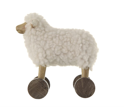 Sheep on Wheels