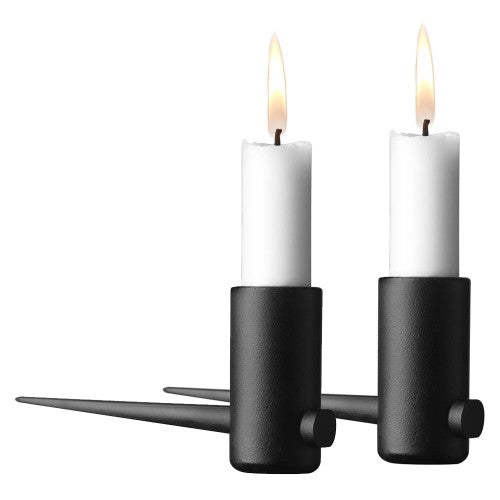 Pipe Candle Holder