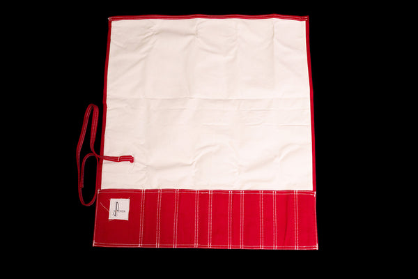 My Knife Bag Vivid Red/Ivory