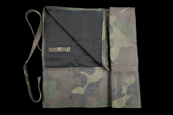 My Knife Bag Camouflage Wax/Black
