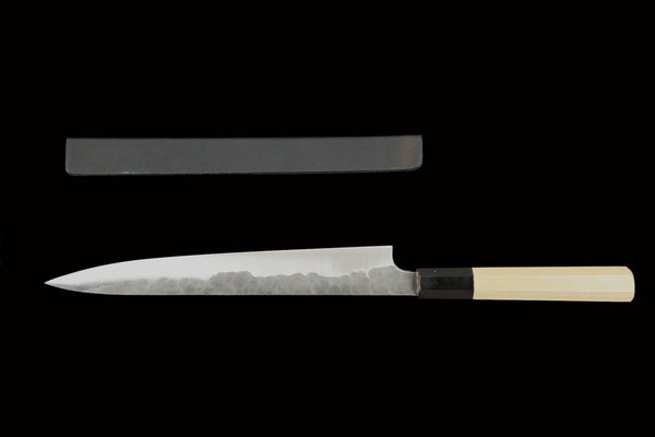 Ginrei 210mm 52100 Kurouchi Wa-Petty