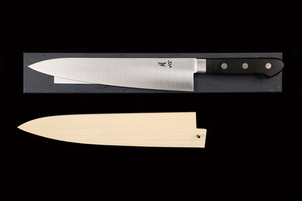 Gesshin Ginga 240mm White #2 Gyuto