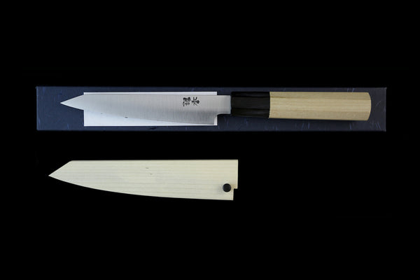 Gesshin Ginga 150mm Left Handed White #2 Wa-Hankotsu