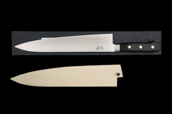 Gesshin Ginga 270mm Stainless Gyuto
