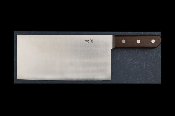 Gesshin Ginga #6 Stainless Chinese Cleaver