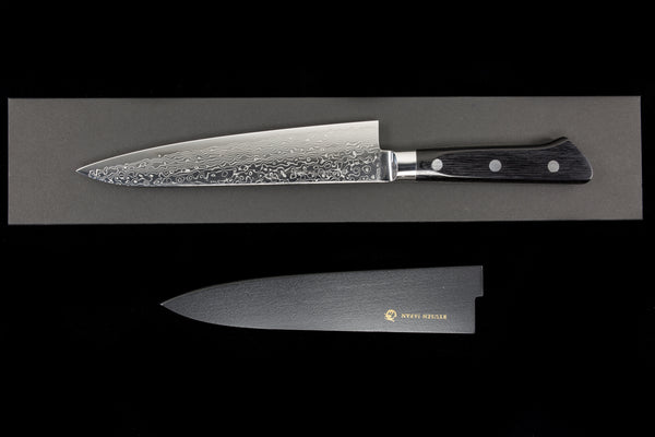 Bontenunryu 150mm Stainless Damascus Petty