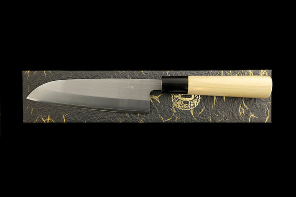 Gonbei 165mm Powdered Steel Santoku