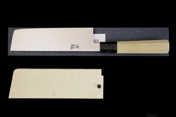 Gesshin Ginga 180mm Stainless Wa-Nakiri