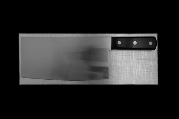 Gesshin Stainless 220mm Chinese Cleaver