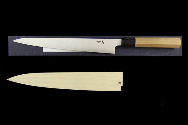 Gesshin Ginga 270mm Stainless Wa-Sujihiki