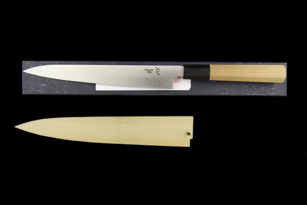 Gesshin Ginga 210mm Stainless Wa-Petty