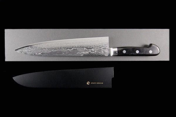 Bontenunryu 270mm Stainless Damascus Gyuto