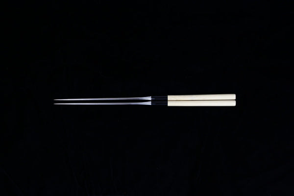 Moribashi - 165mm Stainless Steel with Buffalo Horn
