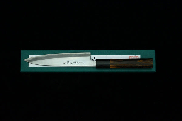 Gesshin Heiji 150mm Semi-Stainless Wa-Petty