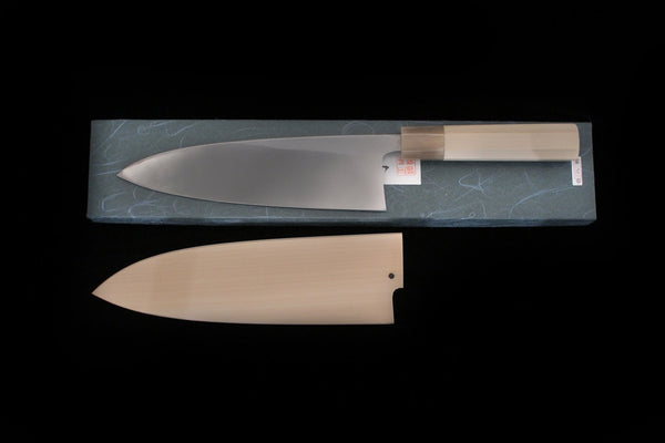 Gesshin Uraku 210mm White #2 Deba