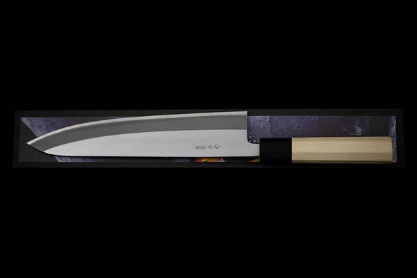 Zakuri 240mm Aogami Super Gyuto