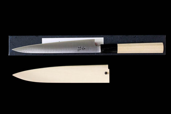 Gesshin Ginga 180mm White #2 Wa-Petty