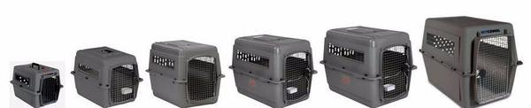 Petmate Sky Kennel product lineup