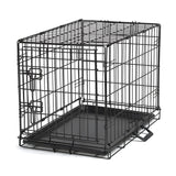 ProSelect Easy Dog Crates for Dogs and Pets - Black-Crate-ProSelect-M-Pet Crates Direct