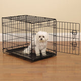 ProSelect Easy Dog Crates for Dogs and Pets - Black-Crate-ProSelect-Pet Crates Direct